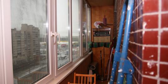 1 комнатная квартира: проспект Большевиков, дом 9